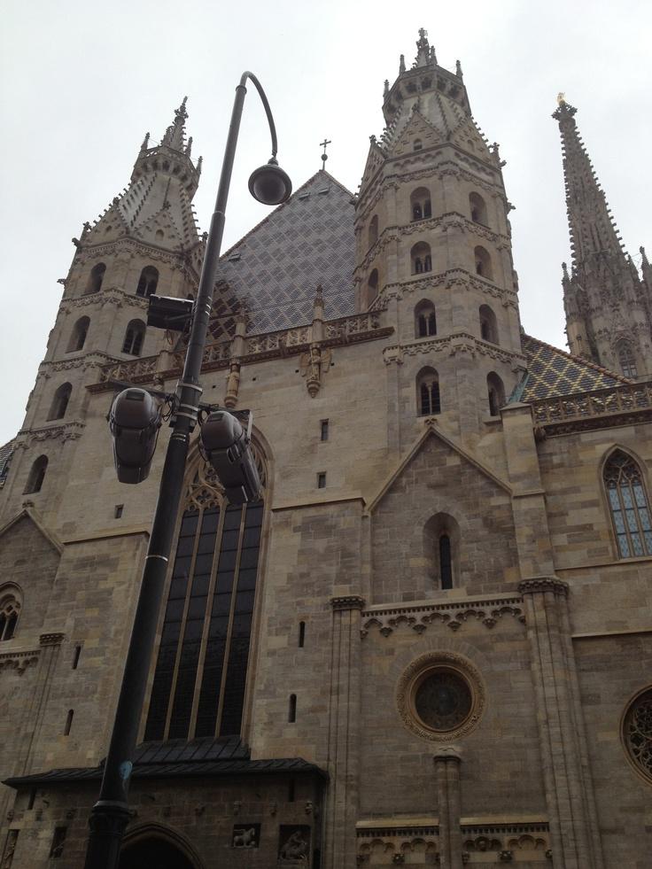 Stephansdom.Vienna