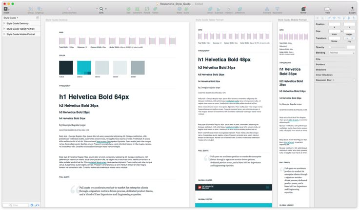 Keeping your ever-evolving brand consistent: the digital style guide