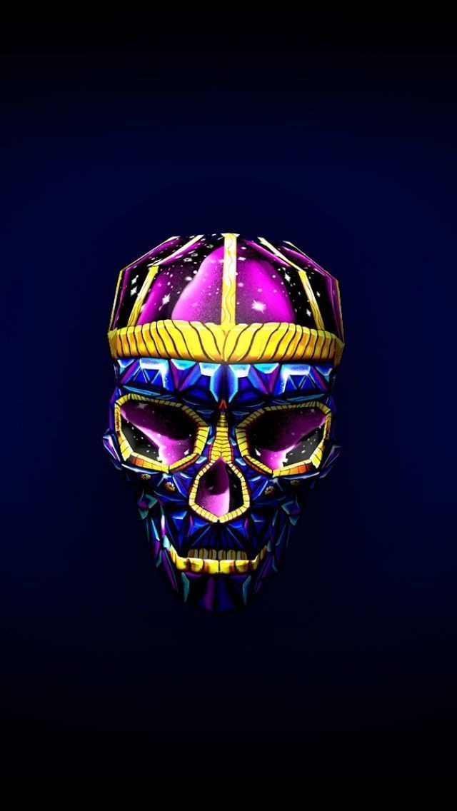 Iphone 5s 5c 5 Skull Wallpapers Hd Desktop Backgrounds 640x1136 Skull Wallpaper 3d Wallpaper For Mobile Ghost Rider Wallpaper