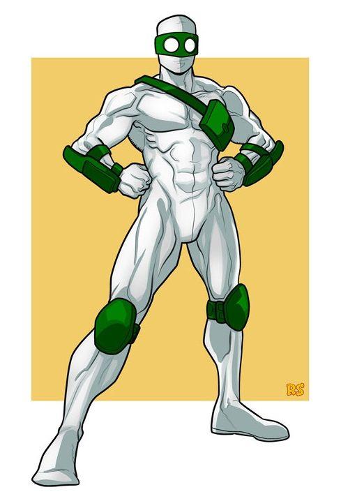 Slyde (Jalome Beacher) <Marvel Comics>