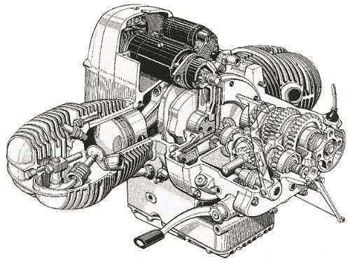 217 best v-twin & other cool scooter engines images on pinterest
