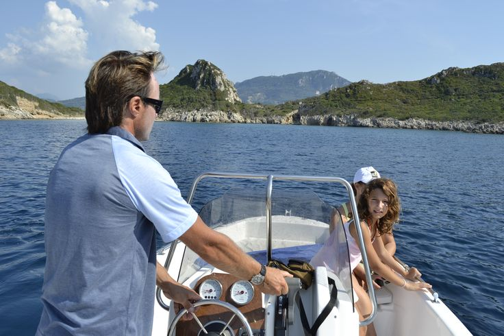 "Enjoy your sailing trip with ""Volvere"""