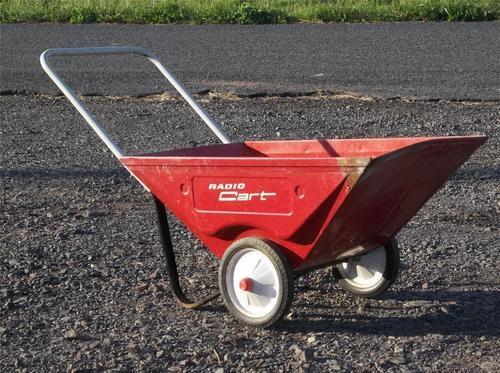 Radio Flyer Garden Wagon