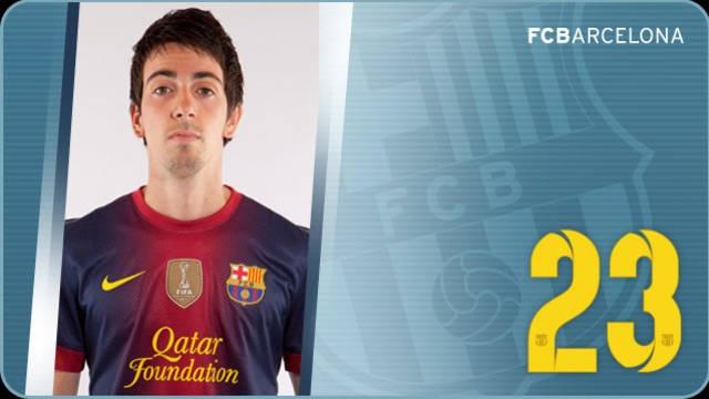 Cuenca - Isaac Cuenca López - Biografía | FC Barcelona