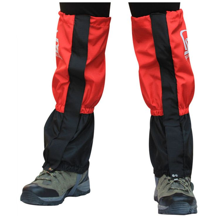 Outdoor Waterproof Leg Gaiters for Hunting,Hiking,Walking,Climbing Trekking Snow Gaiters 1Pair ** Ini pin AliExpress affiliate.  Menemukan produk serupa dengan mengklik tombol KUNJUNGI