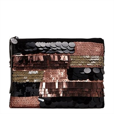 Designer Clutches, Evening Bags, Envelope Clutches | Mimco - SHOW STOPPER POUCH