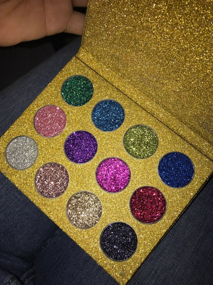 Make your eyes sparkle with one of our NEW LHFStyle iMagic™ Luxury Pressed Glitter Palettes. Featuring gorgeous, vibrant shades that will make your eyes POP! From deep reds to vibrant blues with greens and purples in between, each palette features it's own unique shade set that is sure to spark your creativity and add an ultra luxurious touch to any look! Our pressed glitter eye shadow is a dream to work with, glides on effortlessly and also creates a beautiful multi tonal affect. High ...