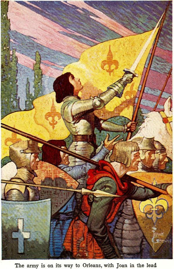 Frank Godwin, Joan of Arc