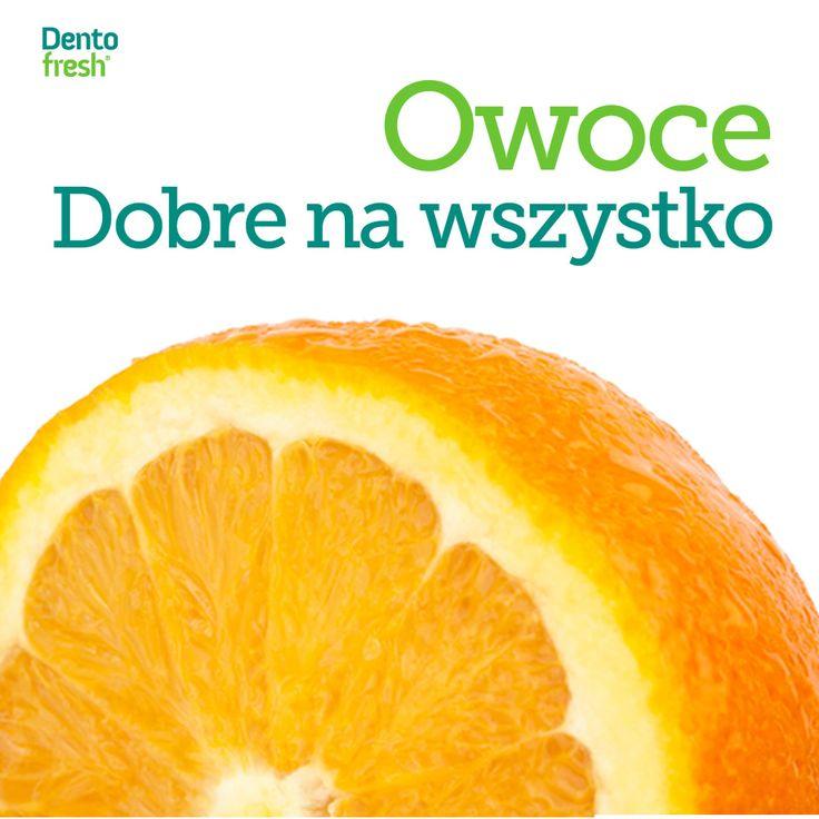 Australijska organizacja CSIRO w swoim raporcie stwierdziła, iż zjedzenie co najmniej jednej pomarańczy dziennie może aż o 50% zmniejszyć ryzyko zachorowań na raka przełyku, przewodu pokarmowego i jamy ustnej. #dentofresh #dobrarada