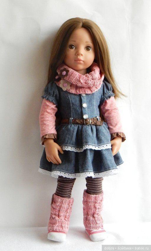 Комплект одежды для Gotz Happy Kidz doll или для Kidz 'n' Cats / Одежда для кукол / Шопик. Продать купить куклу / Бэйбики. Куклы фото. Одежда для кукол