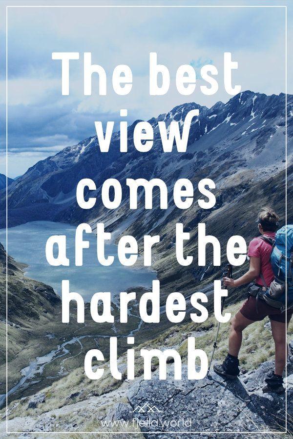 Aim High – Inspirierende Wandersprüche und Bergzitate – Tobias Beck   Motivation, Inspiration und Zitate