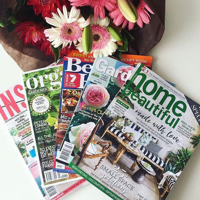 There's nothing quite like a garden that's flourishing. Get those blooms and veggies just right, check out these fab titles and our great deals for Mother's Day!  #homeandgarden #ilovemagazines #home #garden #giftamag #MD2016