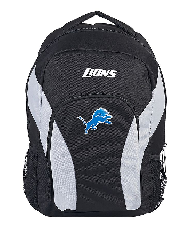 Detroit Lions Draft Day Backpack