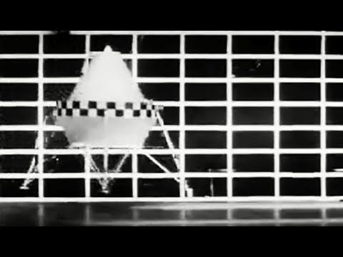 "Project Apollo: ""Preliminary Landing Tests of a 1/6 Scale Lunar Excursion Vehicle 1962 NASA Langley https://www.youtube.com/watch?v=J2kJovevnPw #Apollo #engineering #history"