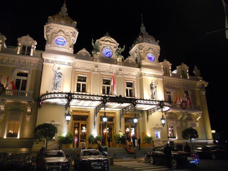 Casino of Monte-Carlo - Monte-Carlo, Monaco