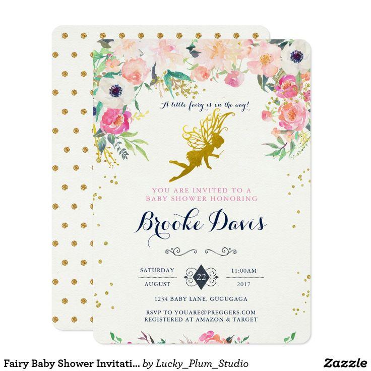 Best 25 Fairy Baby Showers Ideas On Pinterest Baby Birthday