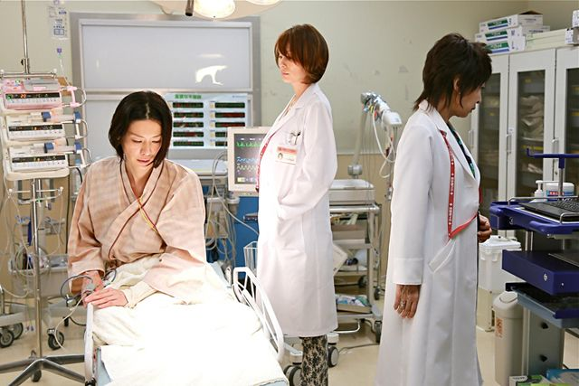 第3話 [2013年10月31日放送]|ドクターX ~外科医・大門未知子~