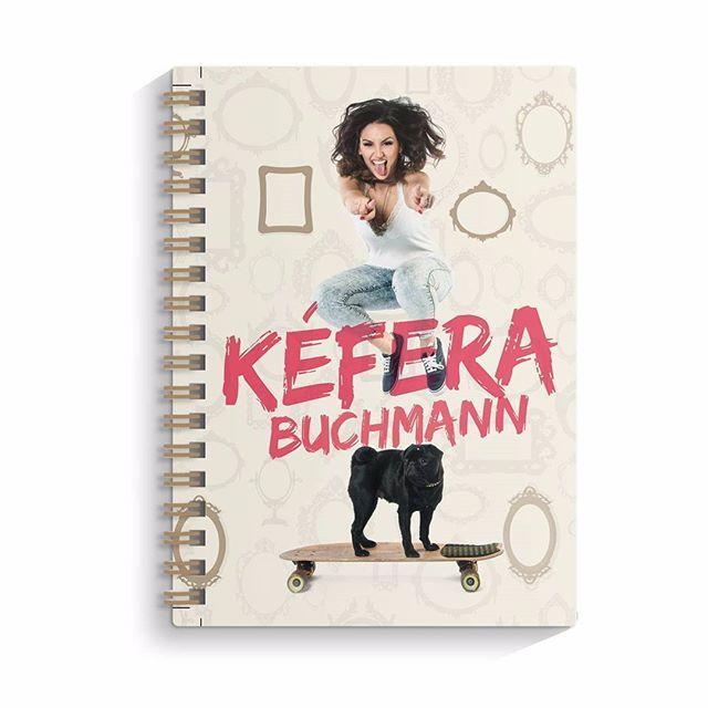 Vocês pediram, a gente trouxe!!! Corre pra loja ver os novos cadernos da Kéfera Store!!!!!