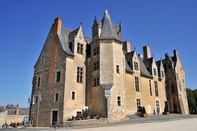 Château de Baugé - Maine-et-Loire by Philippe_28 (maintenant sur ipernity), via Flickr