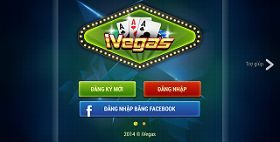 tai game online cho may dien thoai: iVegas - Tuyệt Đỉnh Game Bài