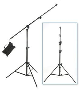 Very cool convertible boom/lightstand.