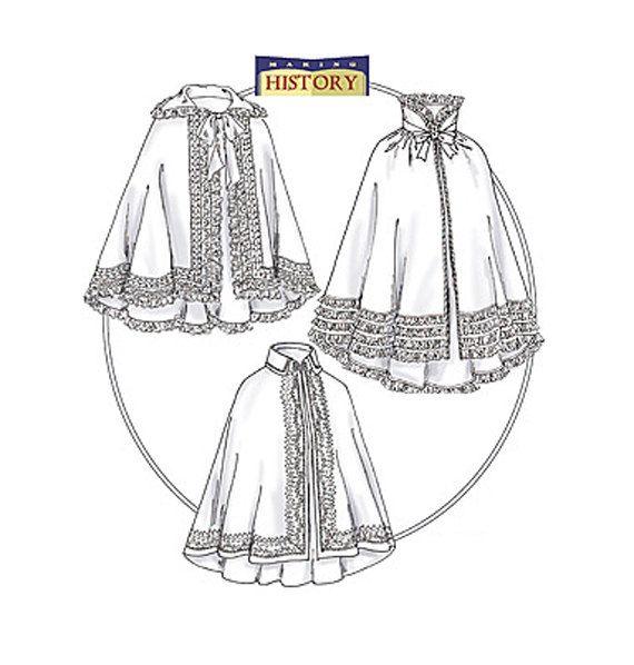 105 Best Images About Renaissance Sewing Patterns On Pinterest: 74 Best Images About COSTUME SEWING PATTERNS On Pinterest