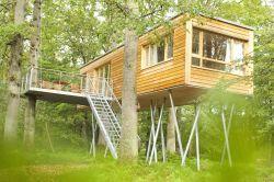 A little closer to heaven......- Hidden Treehouse Resort