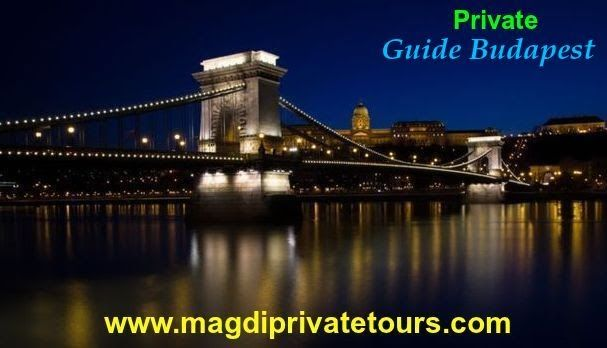 Hire me as your private guide in Budapest (Magdi Private Tours)