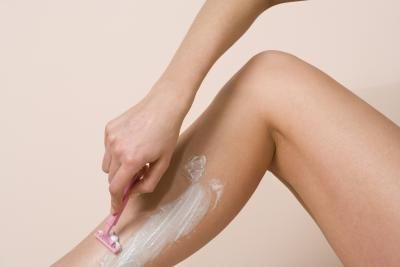 tips on shaving and how to get rid of shaving bumps on legs