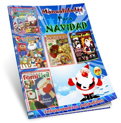 Cover Manualidades para Navidad - By JPR