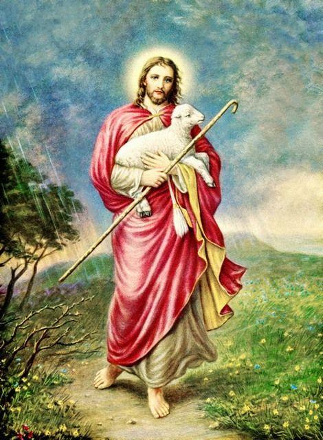 635 best Jesus the Good Shepherd images on Pinterest ... Pictures Of Jesus
