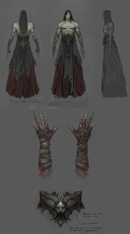 Castlevania: Lord of Shadows 2 concept