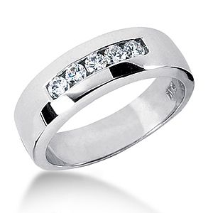 Fresh discount men us diamond wedding bands Mens Diamond Wedding Rings u Diamond Wedding