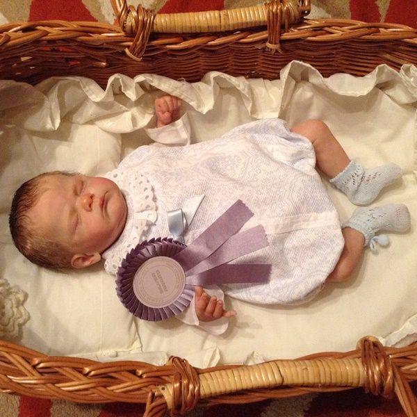 Reborn baba - élethű babák készítése - reborn baby