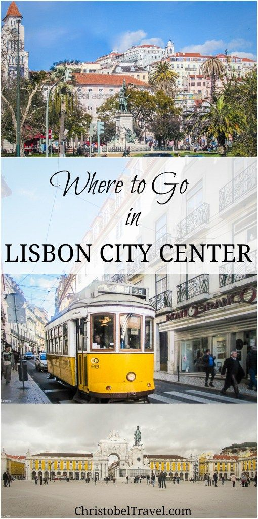 Where to Go in Lisbon City Center - Christobel Travel ▪️ Here are best places to see in Lisbon City Centre, Portugal. These include: Praca do Comercio, Rossio Square, Baixa District, Chiado Neighbourhood, Rua da Bica de Duarte Belo, and Rua Augusta Street. For more places to visit, click on the link. #christobeltravel #lisbon