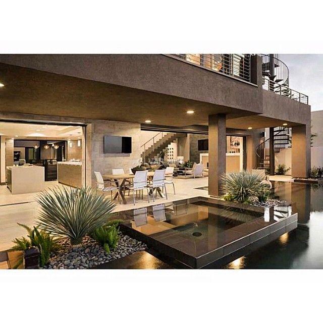 Modern mansion in henderson nevada mls 1533020 for Modern million dollar homes