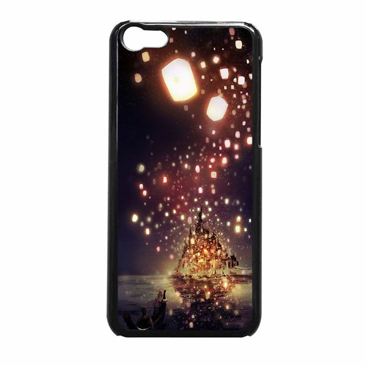 Disney Tangled Lights Three Iphone 5C Case Disney Tangled Lights Three Iphone 5C Case Are Made Of The Highest Quality Blend Of Polymers To Protect And Defend Your Beloved Phone, Long-Lasting Design Th