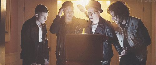 There's a mysterious briefcase and the contents have yet to be revealed | Community Post: 16 Reasons Why You Need To Watch The Next Fall Out Boy Music Video