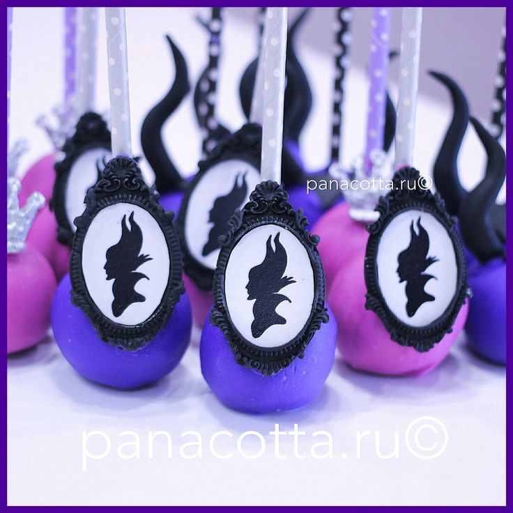 Maleficent cake pops #maleficent #maleficentcakepops   Кейк-попсы Малефисента #кейкпопсымалефисента #малефисент