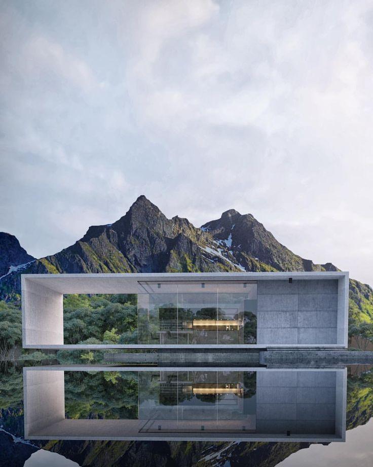 Stavanger House—by Architect Alexander Nerovnya