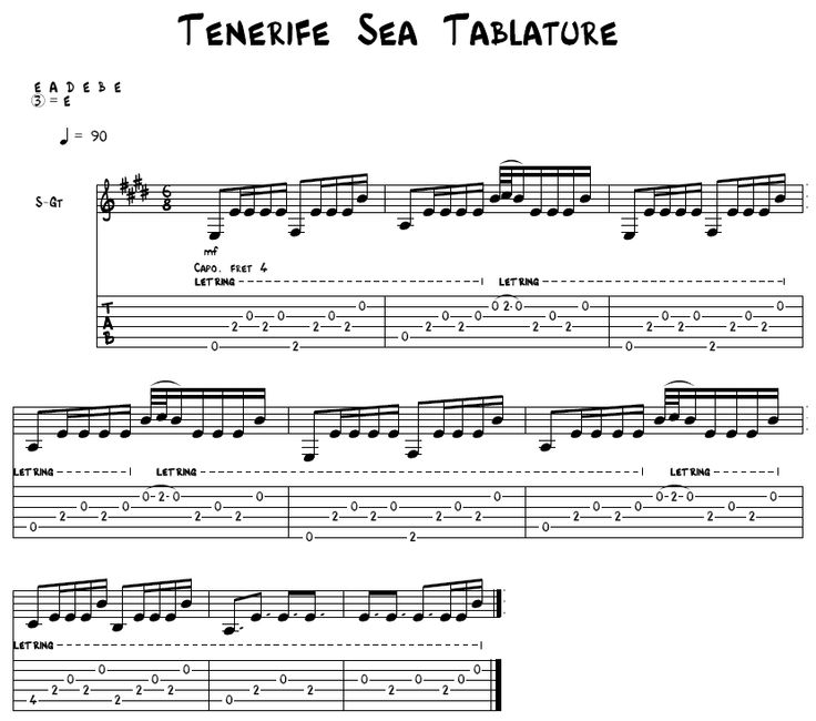 Tenerife Sea By Ed - Tenerife Sea Ed Sheeran Tenerife Sea