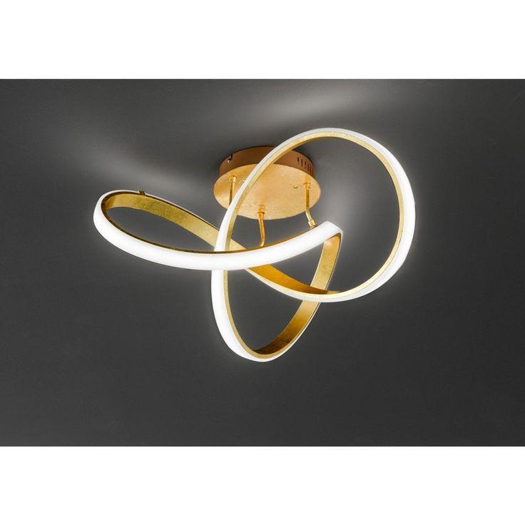 AMBIENTE LED DECKENLEUCHTE Gold Jetzt Bestellen Unter Moebel