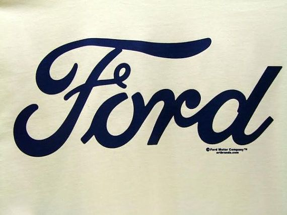 Ford carsautos 48 pinterest large ford logo blue graphic on white or gray t shirt mens t quality t shirt voltagebd Choice Image