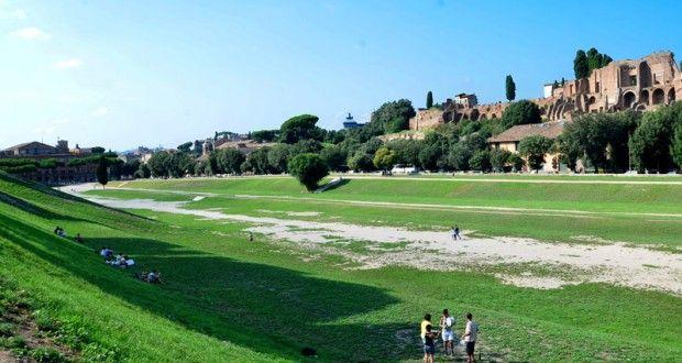Le Circus Maximus | Italie-decouverte