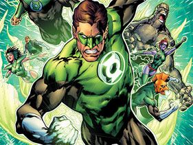 It's heavily influenced on the Geoff Johns Run | Top 10 Reasons why you should watch Green Lantern The Animated Series.