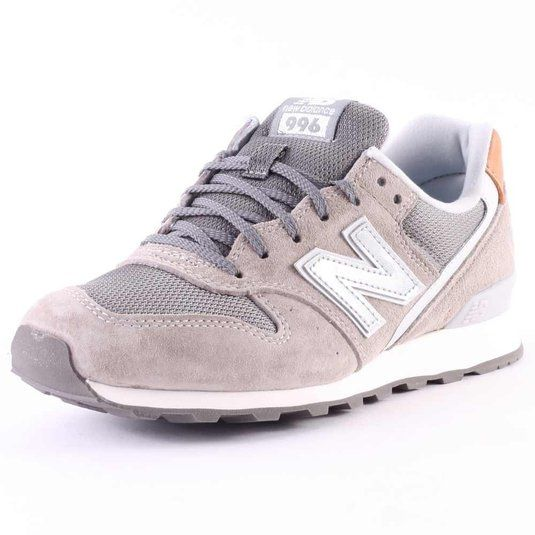 New Balance 996 Damen Sneakers Grau