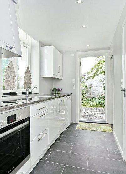 Stunning Ideas For A Alternative Kitchen Flooring Ideas Only On