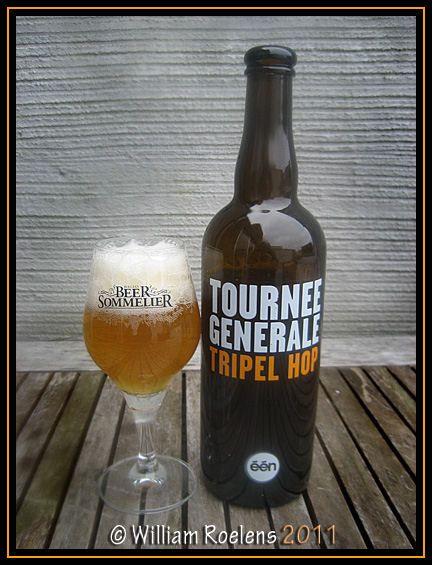 Tournée Générale Tripel Hop is een blond bier van hoge gisting met nagisting in de fles met een alcoholpercentage van 7,5%. Bij het lageren van het bier wordt Cascade-hop toegevoegd zonder dit mee te laten koken. Dit heet dry hopping en zorgt voor de nodige bitterheid. Het wordt gebrouwen door Brouwerij Palm te Steenhuffel sinds 2011.