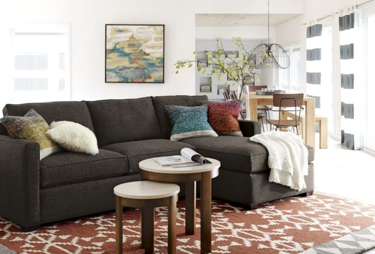 Best 25 Crate And Barrel Rugs Ideas On Pinterest Jason Downie Large Kitchen Furniture And