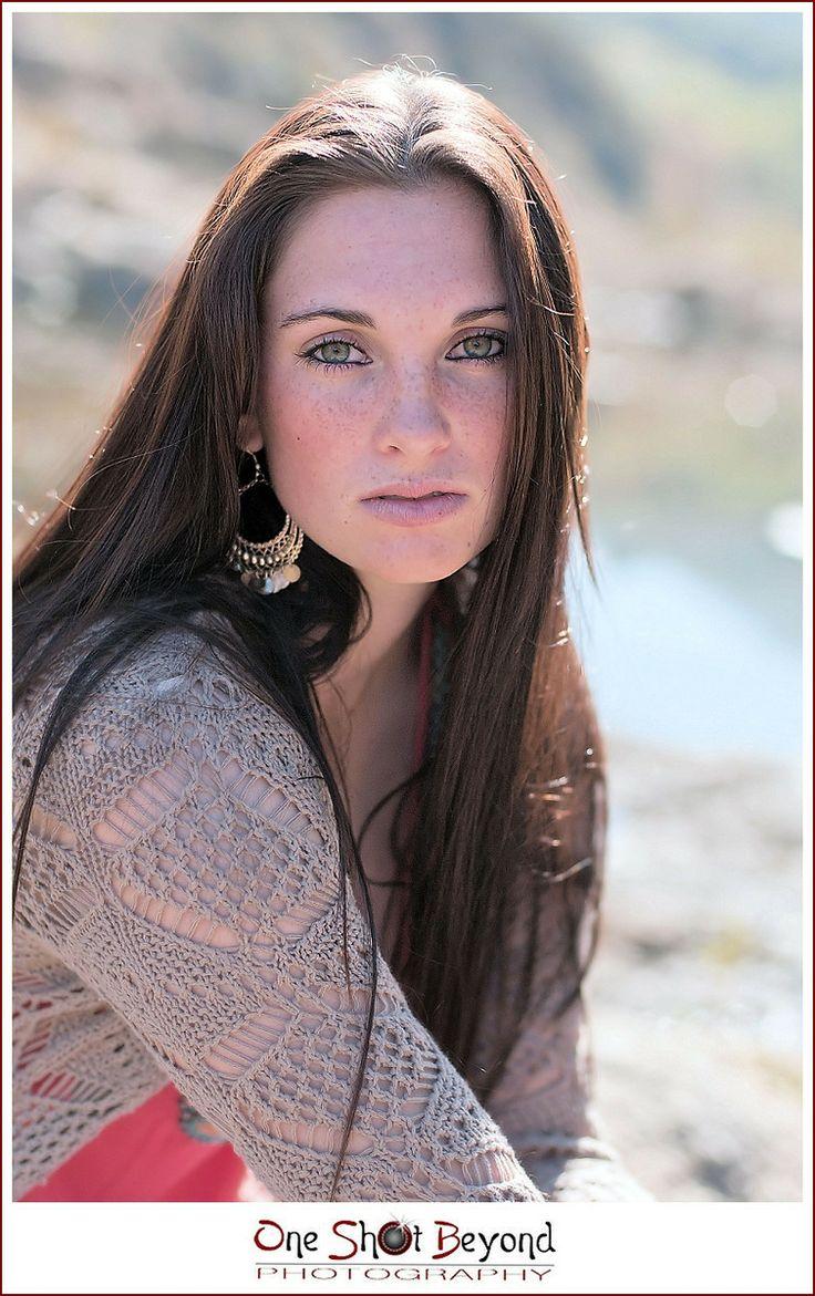 Sebastopol Senior Portrait Photographer {El Molino High